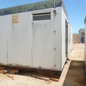 Transportable Ablution Block 4.5m x 3m