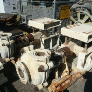 Warman 4/3 A/H Pump