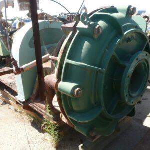 Warman 12/10 AH Pump