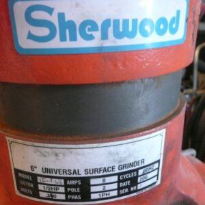 "6"" Universal Surface Grinder"