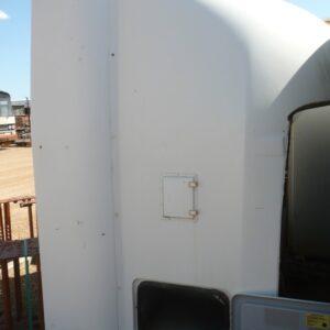 Fibreglass Truck Sleeper Cab