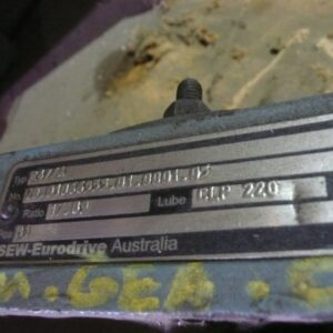 SEW Eurodrive inline Gearbox