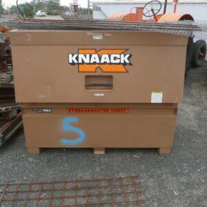 Knaack Site Box 1.5m (L) x 0.75m (W) x 1.2m (H)
