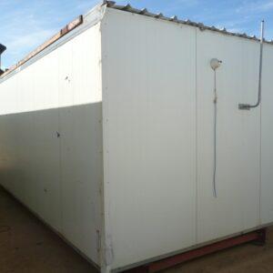 12m x 3m Transportable Office