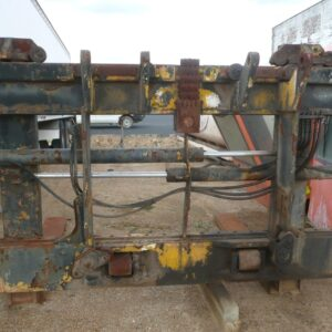 Fork Lift Carriage