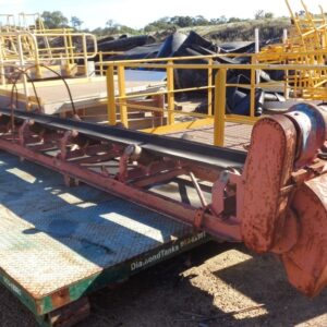 Small Trough Conveyor