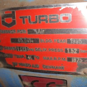 Turbo Blower