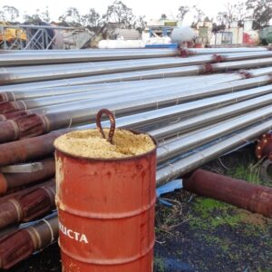 drill pipe screens