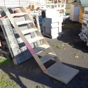 Aluminium Scaffold Ladders 2m x 0.6m