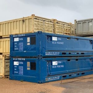 Off Shore Container
