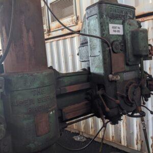 Cinoinnati Bickford Radial Arm Drill