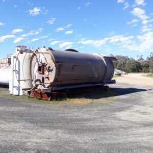 30,000 Litre Vertical Tank with Stand