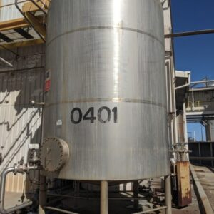 18,000L Stainless Steel Tank