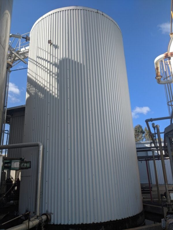 41,500L Stainless Steel Tank