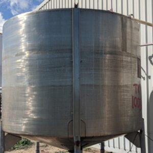 12,000L Stainless Steel Tank