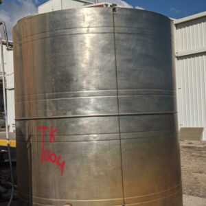 15,000L Stainless Steel Tank