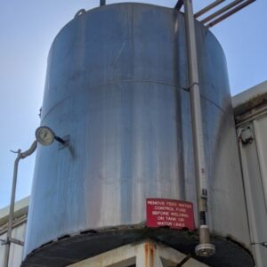 4,500L Stainless Steel Tank