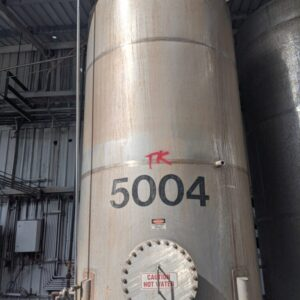 10,000L Stainless Steel Tank