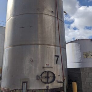 24,000L Stainless Steel Tank