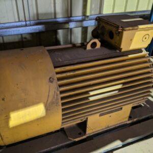 Brook Crompton 110kw Electric Motor