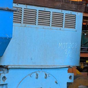 Mitsubishi 540kw Electric Motor