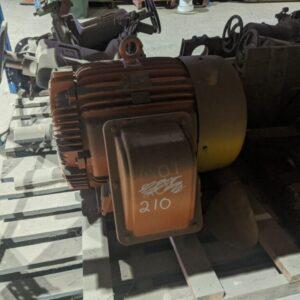 Teco 55kw Electric Motor