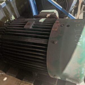 Teco 110kw Electric Motor