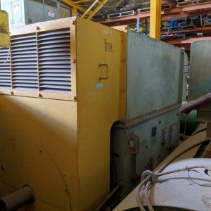 Toshiba 400kw Electric Motor