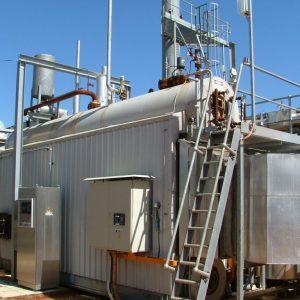 3.5 Mw Waste Heat Boiler