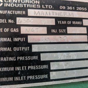 4500 KW Water Tube Boiler