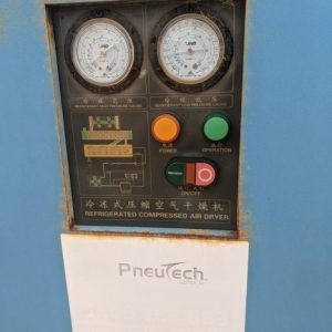 Pneutech refrigerated compressed air dryer