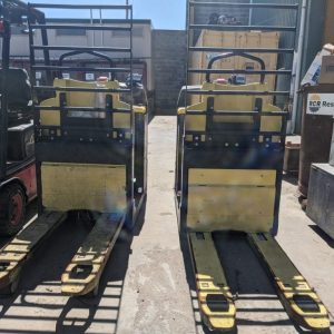 Hyster Low Level Order Picker