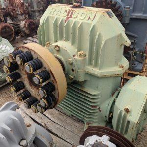 60:1 Radicon Gearbox