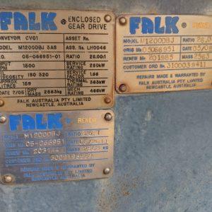 26:1 Falk Gearbox