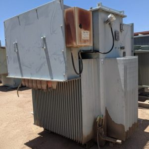 GEC Alsthom 2000 kva Transformer