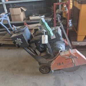 Concrete Floor Saw