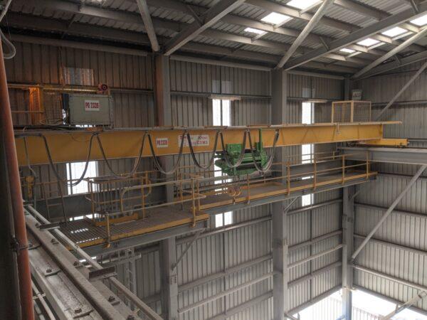 10t gantry crane