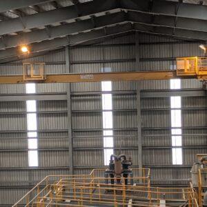 7 tonne gantry crane