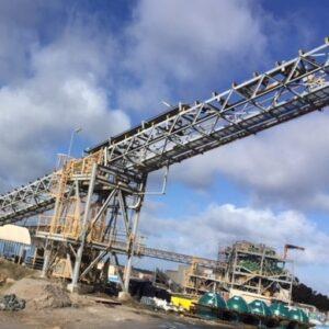 Conveyor 60m long