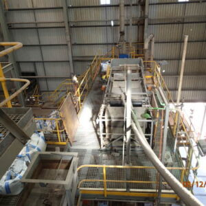 Concentrate Drier and Bagging System