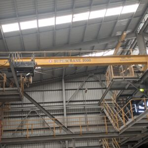 Overhead crane 16 tonne